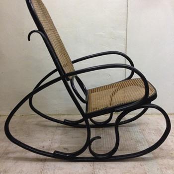 Bentwood rocking chair - Furniture