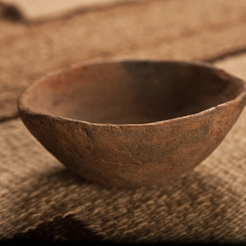 Early American Indian Bowl 