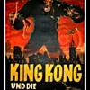 """""""KING KONG"""" German Movie Poster 1941"""