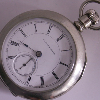 Illinois Watch Co. Transitional - Pocket Watches