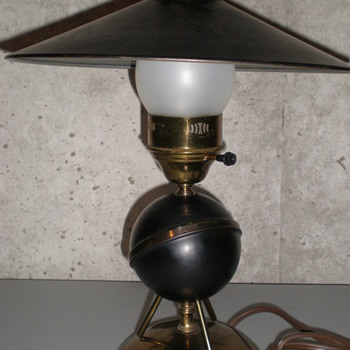Please help identify this lamp?