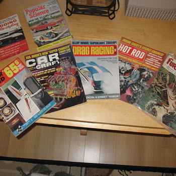 MAGAZINE COLLECTION
