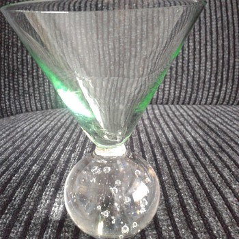 A Glass ! - Glassware