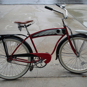 mikeomikes 1948 Schwinn Dx
