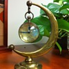 Glass Ball Clock