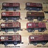 Marx 559 stock - cattle cars
