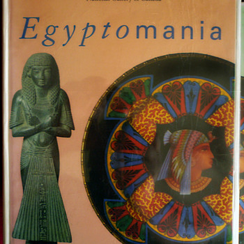Egyptomania - Books
