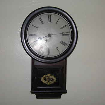 My old wall clock - Clocks