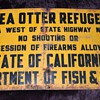 More Signs - State Parks and Resource Protection Signs