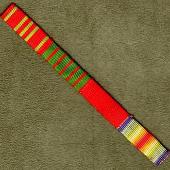Mysterious WWI Ribbon Bar