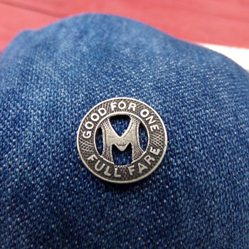 Muskegon Traction and Lighting Co. Token and History.  - US Coins