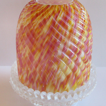 "Fairy Lamp - Clarke's ""Zebra"" design"