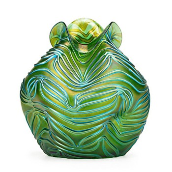 Loetz Formosa Vase - Art Glass