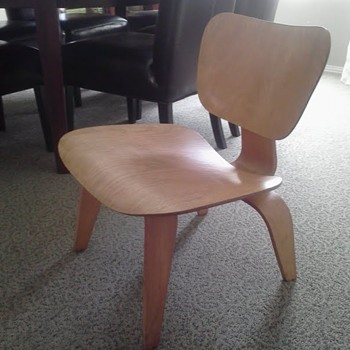 Original Eames Chair? - Furniture