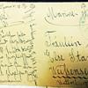 Marine Post WW1 era U-Boot Post card