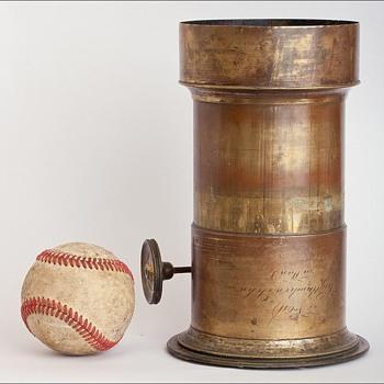 1842 Voigtlander Petzval Lens - Cameras