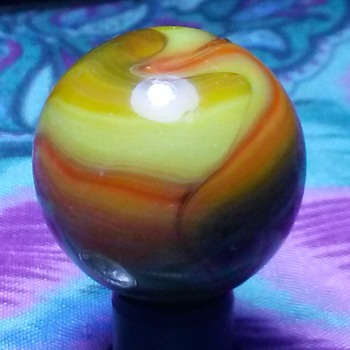 more of my favorite art glass marbles