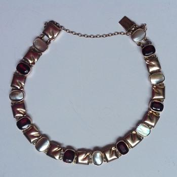 Art Nouveau Bracelet - Art Nouveau