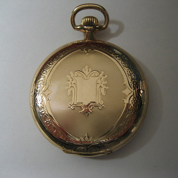 Ball Waltham Commercial Standard - Pocket Watches