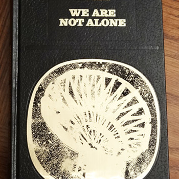 We Are Not Alone by Walter Sullivan, Laffont edition - Books