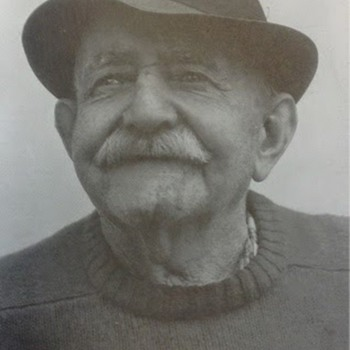My Great Grandfather Pieter Verburg 1890-1978