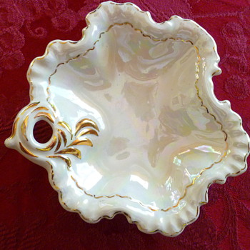 Oyster Dish - China and Dinnerware