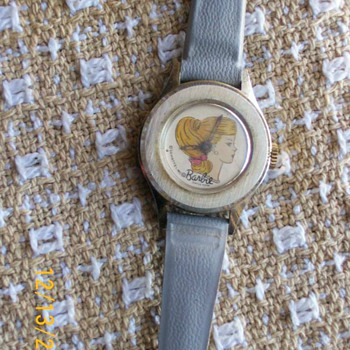 Vintage Barbie Watch :-) Thank you Kerry !
