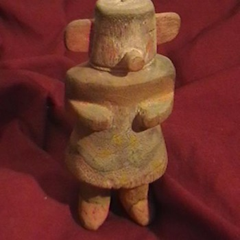 1920's Hopi Katsina Doll