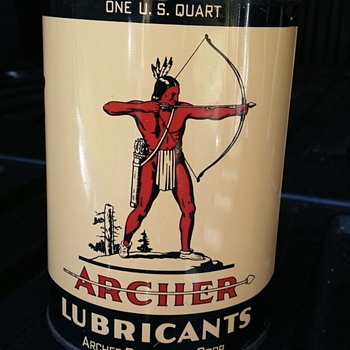 ARCHER Oil Can - Petroliana
