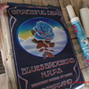Grateful Dead Poster New Year's Eve Winterland 1978 with Blues Brother's and N.R.P.S.