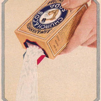 1930 - Baking Soda Advertisement - Advertising