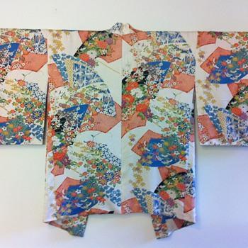 Japanese Yukuta/Kimono silk?