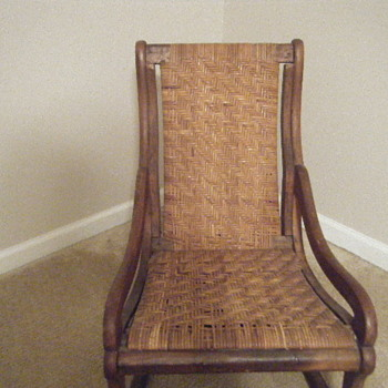 Rocking Chair - Furniture
