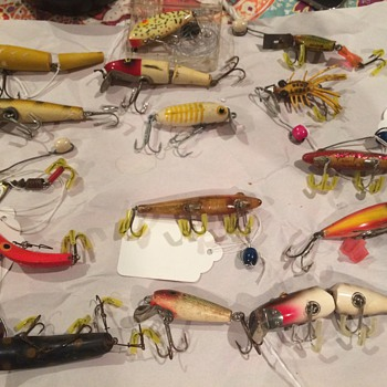 Fishing lures - Fishing