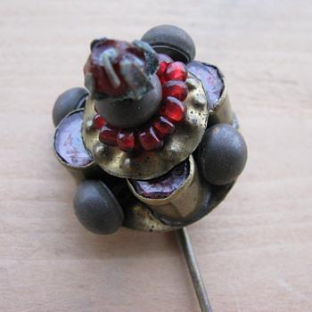 Strange Vintage Pin - 3