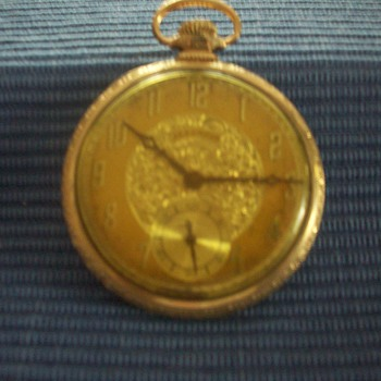 Vintage pocket watch - Pocket Watches