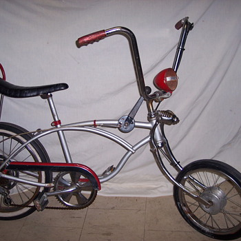 1968 Chicago Schwinn Bicycle - Outdoor Sports