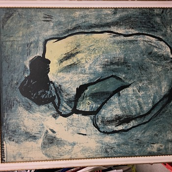 Picasso Print - Visual Art