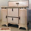 1930s  Monogram Cast Iron Stove