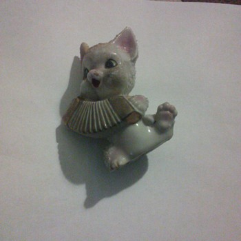 Animal and made in Japan... Three inches tall and two in a half inches wide
