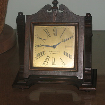 Grand mothers clock - Clocks