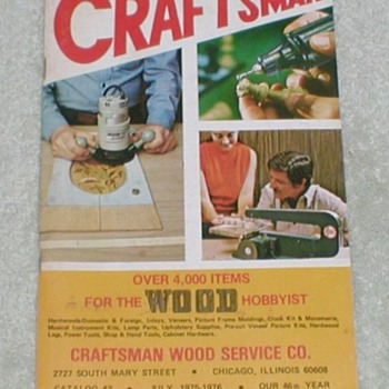 Craftsman Tools Catalog - Tools and Hardware