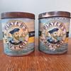 cool vitage tobacco tins