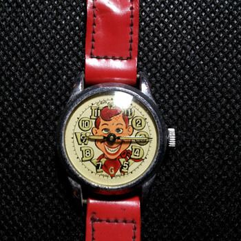 It's Howdy Doody Time - Wristwatches