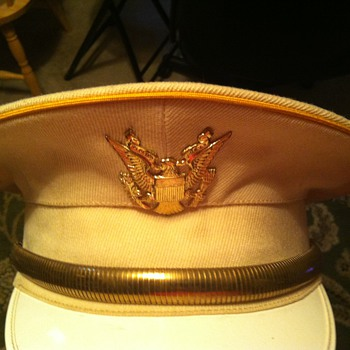 Lovely Ostwald Band Director's hat