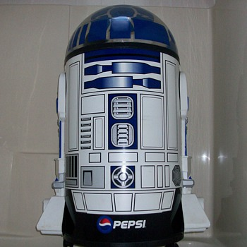 R-2 D-2 Pepsi Ice Cooler