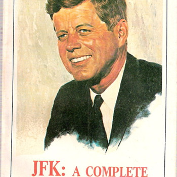 John F. Kennedy Books (Part 4) - Books