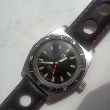 1970&#039;s Tissot Seastar PR 516 Sport Diver