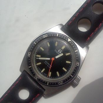 1970's Tissot Seastar PR 516 Sport Diver