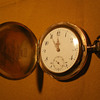 14 carat gold German made pocket watch???